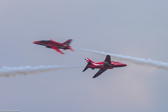 High Speed Pass (Articdriver) Tags: royalairforce raf aircraft jet redarrows display scampton lincolnshire hawk greatbritain lincoln sky smoke