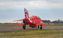 Hawk (Articdriver) Tags: royalairforce raf aircraft jet redarrows display scampton lincolnshire hawk greatbritain lincoln sky smoke