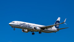 """Alaska Airlines """"N471AS"""" (NoVa Truck & Transport Photos) Tags: alaska airlines n471as boeing 737900er plane aircraft aviation jet commercial passenger"""