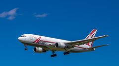 """ABX Air """"N744AX"""" (NoVa Truck & Transport Photos) Tags: abx air n744ax boeing 767200 cargo jet plane aviation aircraft"""