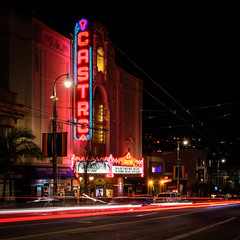San Francisco Nightlife (drasphotography) Tags: san francisco nightlife california nightshot travelphotography drasphotography reisefotografie castro urban citylife long exposure langzeitbelichtung lighttrails usa mission district