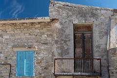 _DSC3307 (Yossef Steinberg) Tags: cyprus lefkara windows doors sonya7r3 wall