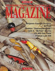 NFLCC Magazine Article Index 2000 (Antique Lures) Tags: antique collector fishing history nflcc tackle