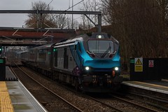 Photo of Transpennine Express 68022