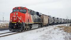 _24 DSC6106 CN 2976 (Colin Arnot) Tags: railway train locomotive tankcar oiltrain cn canadiannationasl ge es44ac cp2976