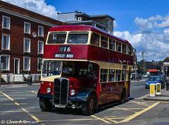 DSC_4861w (Sou'wester) Tags: bus buses publictransport psv reading rally runningday preserved preservation vintage veteran historic busstation station