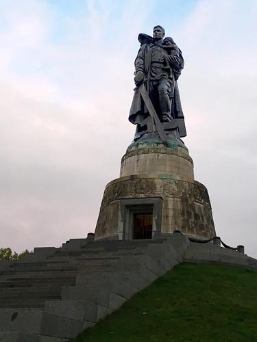 The Soviet War Memorial, Treptower Park, Berlin