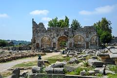 Ruins at Perge 002 (Jan Carhart Photography) Tags: perge antalya ruins hittite greek roman turkey turkish antolia asiaminor