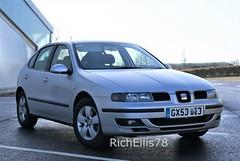 Add Watermark20200125062412 (richellis1978) Tags: car auto automobile vag volkswagen group seat leon 19tdi 2003 se diesel tdi