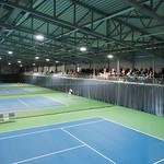 """Starptautiskās ITF pasaules tenisa tūres sacensības sievietēm """"Liepaja Open"""" 6.diena. Foto: Mārtiņš Vējš / 6th day of ITF Women"""
