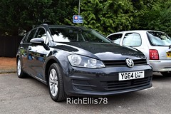 Add Watermark20200125062235 (richellis1978) Tags: car auto automobile vag volkswagen group diesel tdi vw golf mk7 estate variant se 16tdi