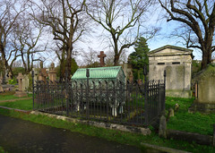 Brompton Cemetery (1840) (LondonerJK) Tags: brompton cemetery graveyard burialground old magnificent seven cemeteries london uk united kingdom great britain memorial monument abandoned derelict forgotten final resting place grave tomb gravestone architecture headstone burial ground