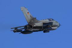 GAF Tornado IDS 44+70 (Steve Schilling) Tags: fliegerhorstbüchel büchelairbase taktlwg33 luftwaffe germanairforce gaf 4470 tornadoids