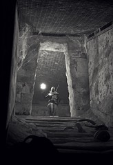 """Tomb Rider"" (L1netty) Tags: assassinscreed assassinscreedorigins ubisoft ubisoftmontreal pc game gaming pcgaming videogame reshade screenshot virtual digital srwe 6k character bayek bayekofsiwa man male people blackandwhite monochrome bw indoor"