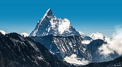 Matterhorn, 4478m (Robert J Heath) Tags: svizzera schweiz switzerland valaisalps wallis mountain landscape montecervino alpine peak gipfel summit arete zermatt snow rock rocky