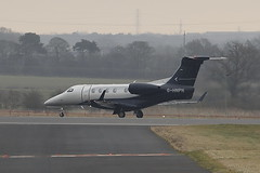 Centreline Air Charter Embraer Phenom 300 G-HNPN (Rob390029) Tags: centreline air charter embraer phenom 300 ghnpn newcastle airport ncl egnt