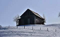 Toggenburg (Bergwandern Alpen) Tags: toggenburg stall barn winter schnee snow winterlandschaft winterlandscape schneelandschaft snowscape
