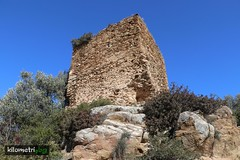 Venetian Castle, Pigadi - Greece (Kilometri.bg) Tags: castle greece travel photography sea kilometribg venetian