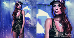 AVALE for Cosmopolitan (by Amara Myoo) Tags: second sexy slink lara croft military army style doux hair damiana avale amara avatar avalefashion ad avatars add adds photoshop picture poster project photo photos pics fashion freya fitted flickr fit formal fatpack fabric fair event exclusive events belleza bodies bloggers blog buy body clothes cosmopolitan cotton color casual cheap