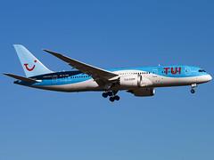 Photo of TUI Airways | Boeing 787-8 Dreamliner | G-TUIH