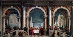 VERONESE, Paolo Feast in the House of Levi 1573 Gallerie dell'Accademia, Venice (normanrusin) Tags: paoloveronese venezia galleriedellaccademia 1573 feastinthehouseoflevi