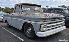 '65 Chevy Truck (Photos By Vic) Tags: 2018runtothesun 1965 65 truck pickup vehicle vintage antique classic carshow chevy chevrolet