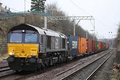 COATBRIDGE 66428 CARLISLE EDEN MIND (johnwebb292) Tags: coatbridge diesel class 66 66428 carlisleedenmind drs