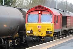 HOLYTOWN 66167 (johnwebb292) Tags: holytown motherwell diesel class 66 66167 dbs