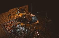 Monuments in Babylon Studios (crlltm) Tags: mike metal studio monuments musicphotography progressivemusic mikemalyan thisismonuments drums recording progressive prog djent moderndaybabylon