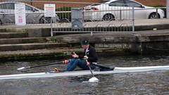 DSC01862 (caolan.baldwin) Tags: qubbc queens qub rowing university belfast newry canal boat club traing sculling