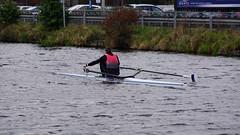 DSC01748 (caolan.baldwin) Tags: qubbc queens qub rowing university belfast newry canal boat club traing sculling