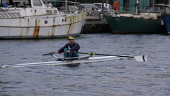 DSC01743 (caolan.baldwin) Tags: qubbc queens qub rowing university belfast newry canal boat club traing sculling