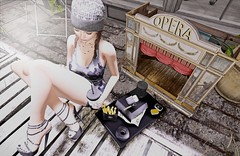 .. I don't have to be perfect to be amazing .. (【◎】Bloggers of SL) Tags: movementposes remarkableoblivion applefall puddlechurch genusproject glamaffair glamistry avale navycopper kunglers