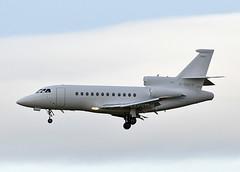 FAF Falcon 900 (np1991) Tags: inverness dalcross airport highlands islands scotland united kingdom uk nikon digital dslr d7200 camera nikor 300mm f28 lens prime aviation planes aircraft france french faf air force falcon 900