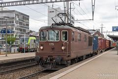 BLS 175 20190515 Pratteln (steam60163) Tags: switzerland swissrailways pratteln sbb bls