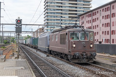 BLS 176 20190515 Pratteln (steam60163) Tags: switzerland swissrailways pratteln sbb bls