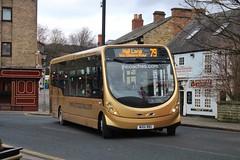 JH Coaches MX61 BBU (TEN6083) Tags: nebuses bus buses transport publictransport houghtonlespring wrightbus streetlite mx61bbu jhcoaches