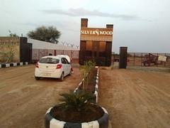 नीमराण बहरोड़ (Rajasthan)  के समीप 100 गज का प्लाट  मात्र 6 लाख रूपये में  (इंडस्ट्रियल एरिया के पास) (bookaplot) Tags: rajasthan realestate registry rera residential property commercial landmark flate