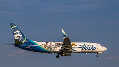 "Alaska Airlines/Toy Story 4 ""N589AS"" (NoVa Truck & Transport Photos) Tags: alaska airlines toy story 4 boeing 737800 n589as plane aircraft aviation jet commercial passenger"