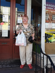 Mom at The Book Nook - 10.24.19 (TigerCoin) Tags: mom booknook