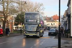 Photo of Blackpool 446 (SN67 WZL)
