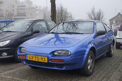 1993 Nissan 100NX 1.6 (NielsdeWit) Tags: nielsdewit car vehicle carspot gxts93 nissan 100nx 100 nx 16 ede