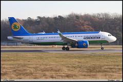 AIRBUS A320 251N UZBEKISTAN UK-32022 8826 Frankfurt décembre 2019 (paulschaller67) Tags: airbus a320 251n uzbekistan uk32022 8826 frankfurt décembre 2019