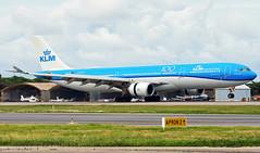 Big Blue Bus (LeoMuse747) Tags: klm royal dutch airlines airbus a330300 a330303 phakb fortaleza pinto martins intl airport for sbfz fraport fraportfor nikon d7200 nikkor 70300mm vr camera lens ceara ceará brasil brazil brazilian