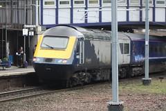 LARBERT 43176 (johnwebb292) Tags: larbert diesel hst class 43 scotrail 43176