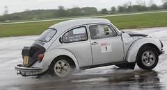 Volkswagen Beetle (rallysprott) Tags: sprott wdcc rallysprott 2019 mintex rally church fenton airport leeds yorkshire motor sport rallying rain wet nikon d7100 volkswagen vw beetle