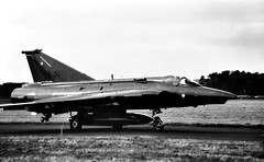 Draken (calzer) Tags: saab draken a007 danish fighter jet raf lossiemouth nato exercise