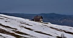 Toggenburg (Bergwandern Alpen) Tags: toggenburg ebnatkappel hügellandschaft hills winter schnee snow winterlandschaft winterlandscape landschaft landscape bauernhaus bauernhof farm ländlich bäuerlich countryside rural