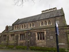 Former Church of St Michael, Derby (Kris Davies (megara_rp)) Tags: derbyshire derby