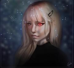 Astraea (lIIllIIIlIllIII) Tags: stars universe planets gabs milk mlk maitreya genus photoshop edit